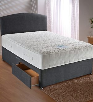 Sensa Cool 1500  (2 Drawer) + Perth Headboard